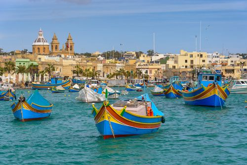 Outing to Marsaxlokk